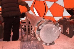 کره یخی ۲.۷ میلیون ساله راز عصر یخی را فاش کرد