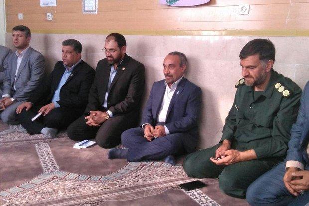 ۲۵هزار نفر در اردوهای جهادی استان سمنان حضور دارند