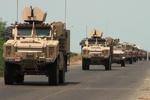 اعزام گسترده نیرو برای نبرد با داعش در تلعفر
