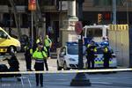 مظنون اصلی حادثه تروریستی بارسلونا کشته شد