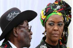 گریس موگابه