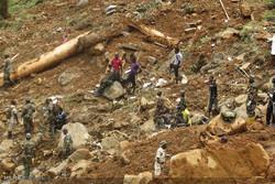 رانش زمین در سیرالئون