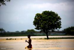 سیل مرگبار در جنوب آسیا