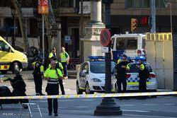 داعش مسئولیت حمله «کمبریلز» اسپانیا را برعهده گرفت