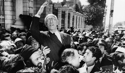 Mosaddegh and the coup d'état of 1953