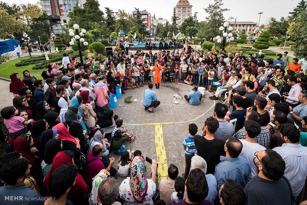 اعلام آرای مرحله بازبینی ۲ بخش جشنواره تئاتر خیابانی «شهروند»