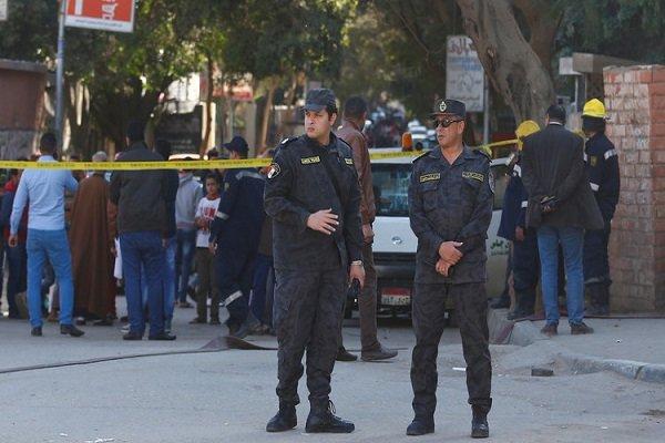 الداخلية المصرية : مقتل تسعة إرهابيين وإصابة خمسة من الشرطة بالجيزة