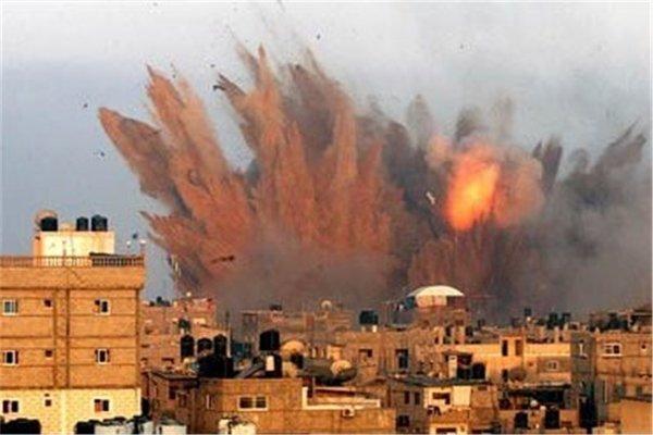 Suudi Arabistan'dan Sana'ya yoğun hava saldırısı