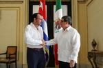 سفر وزیر خارجه مکزیک به کوبا با هدف کمک به حل بحران ونزوئلا