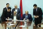 امضای تفاهم نامه همکاری ایران و ارمنستان با محوريت منطقه آزاد ارس