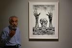 هنر خارج از تهران خریدار ندارد/ «روایت جنون» از مرگ همسر