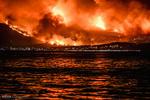 إندلاع الحرائق في جنوبي أوروبا / صور