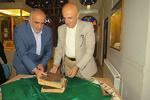 دو جلد قرآن نفیس خطی به موزه قزوین اهداء شد