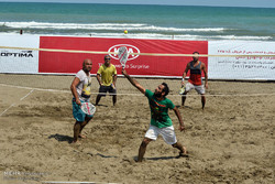 1st Coast-Water Sports Olympiad in Babolsar