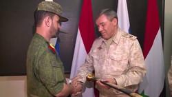 فرمانده عملیات ارتش سوریه