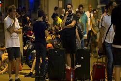 شبکه تروریستی عاملان حمله اسپانیا منهدم شد