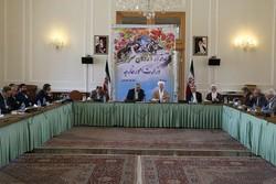 برگزاری مراسم تقدیر از آزادگان وزارت امور خارجه
