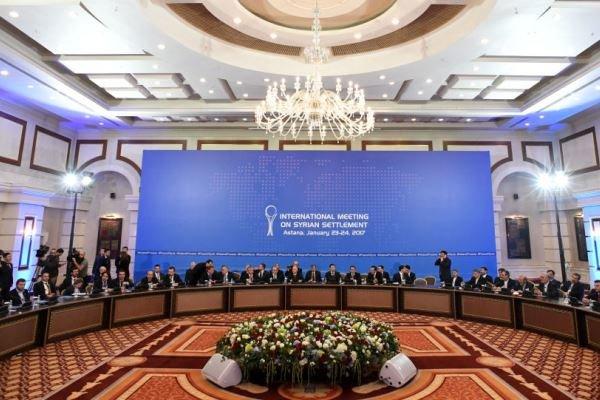 Astana-6 görüşmeleri 15 Eylül'de başlıyor
