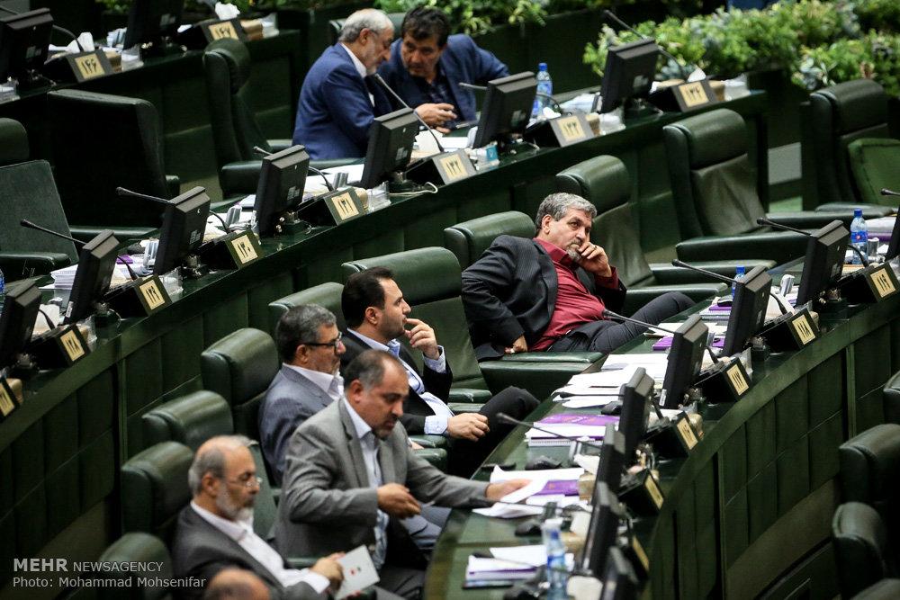 چهارمین روز جلسه رای اعتماد به وزرای پیشنهادی ک نه دوازدهم -۲