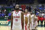 تیم ملی بسکتبال نایب قهرمان کاپ آسیا شد