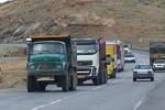 تردد مرگ در «ازنا- شازند»/ جاده ترانزیتی در کمبود اعتبار جان میگیرد