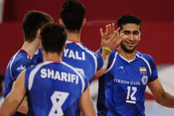 Iran sweep Mexico at FIVB Volleyball Boy's U19 World Championship
