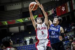 ايران تواجه استراليا في نهائي آسيا لكرة السلة
