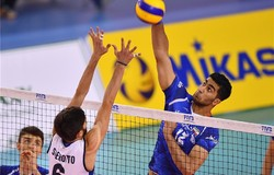 Young volleyball players beat Italy in U19 World C'ship