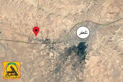 القوات العراقية تستعيد السيطرة على منطقة العبرة الصغيرة في تلعفر