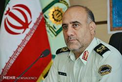 آماده باش پلیس تهران برای تامین امنیت راهپیمایی مراسم روز قدس