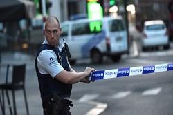 عامل انتحاری خود را در بلژیک منفجر کرد