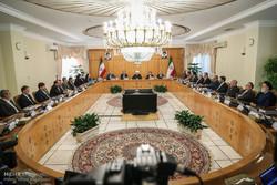 نخستین جلسه هیات دولت دوازدهم