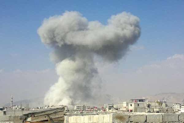 5 civilians martyred in landmine blast in Syria