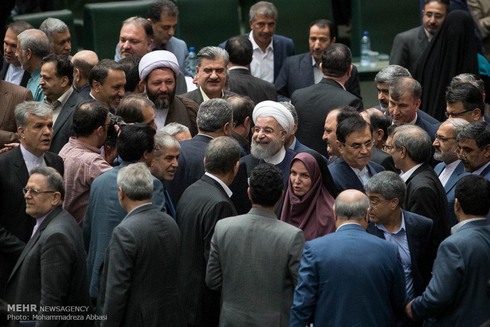 Parliament OKs new cabinet