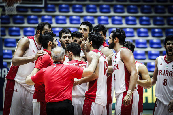 China claims fifth place in FIBA Asia Cup