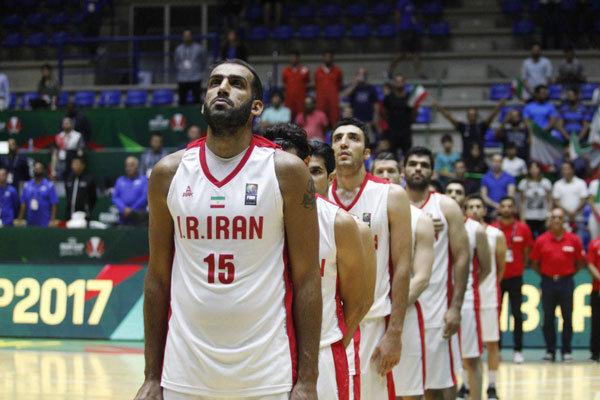 İran Milli Basketbol Takımı Asya'da ikinci oldu
