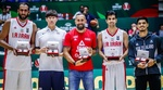 Iran finishes runner-up at FIBA Asia Cup 2017
