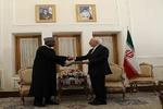 سفیر جدید نیجریه در تهران استوارنامه خود را تسلیم ظریف کرد