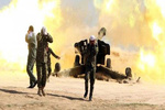 هلاکت «ابویوسف الروسی» در حملات توپخانهای حشد شعبی به تلعفر