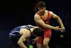 Iran finishes runner-up at Wrestling World C'ships