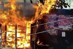 انفجار در بنگال غربی