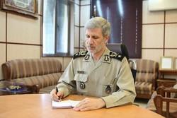 İran Savunma Bakanı'ndan Hıristiyan mevkidaşları için tebrik mesajı