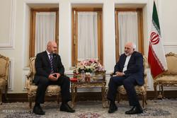 دیدارهای وزیر امور خارجه