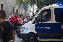 شمار قربانیان حادثه تروریستی بارسلون به ۱۶ نفر رسید