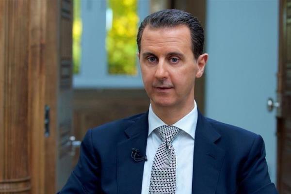 الأسد: نحن على الفالق الزلزالي والوجود البريطاني والأميركي في سوريا غزو