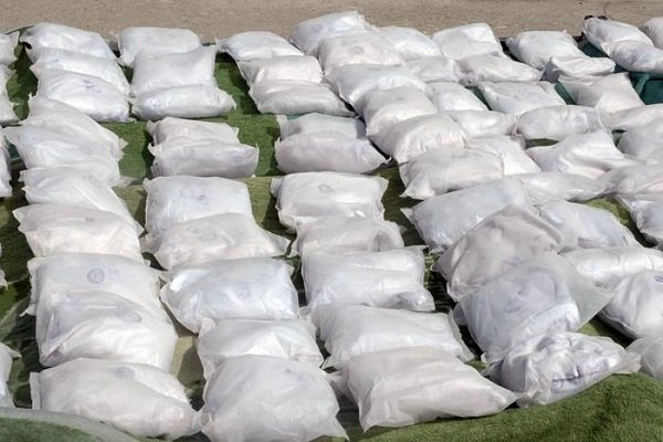 Police capture 20kg of heroin in central Iran