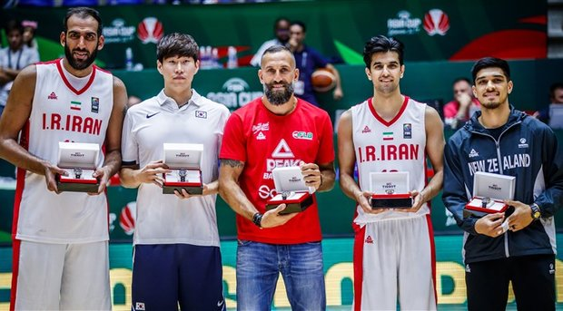 Iran basketball team fail to reach final at China competitions