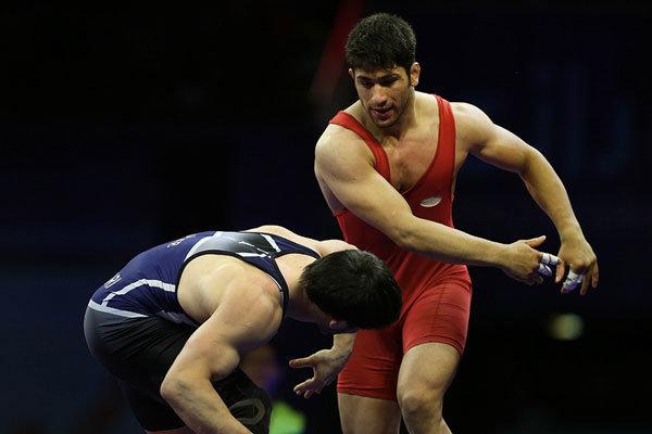 Iran finishes runner-up at Wrestling World C'ships