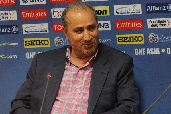 Iran football president hospitalized in Turkey