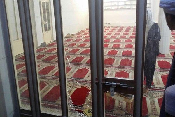 حمله آمریکا به مسجدی در هرات